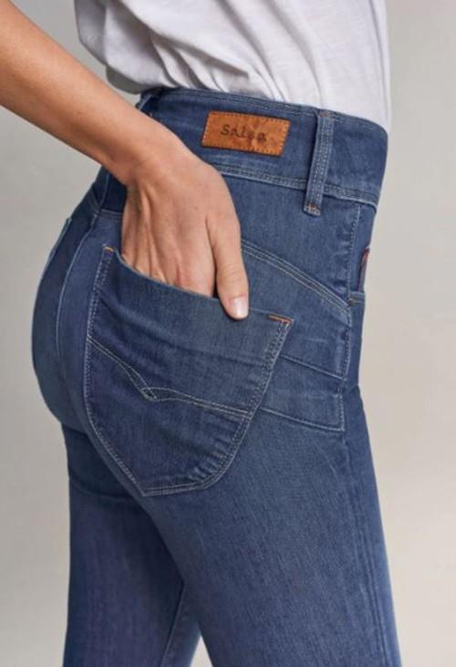 Salsa Jeans SECRET PUSH IN SKINNY JEANS IN 30 LEG