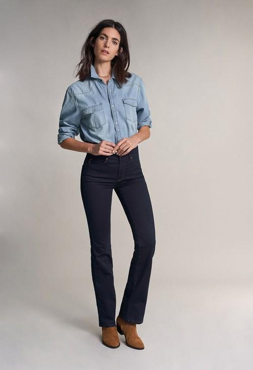 Salsa Jeans SECRET PUSH IN BOOTCUT JEANS IN 32 LEG