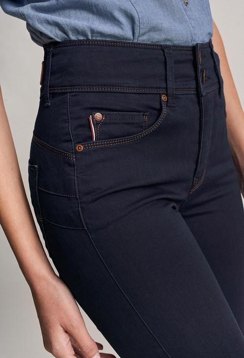 Salsa Jeans SECRET PUSH IN SLIM JEANS IN DENIM IN 30 LEG
