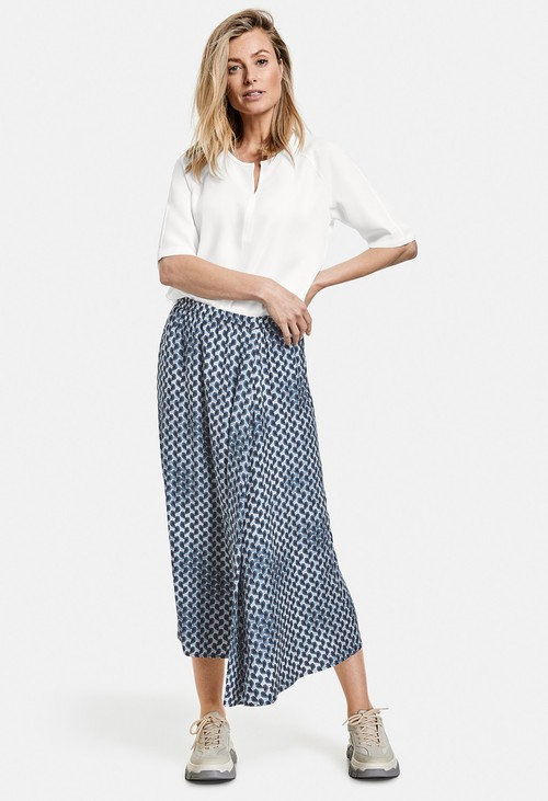 Gerry Weber Skirt with pleat detail