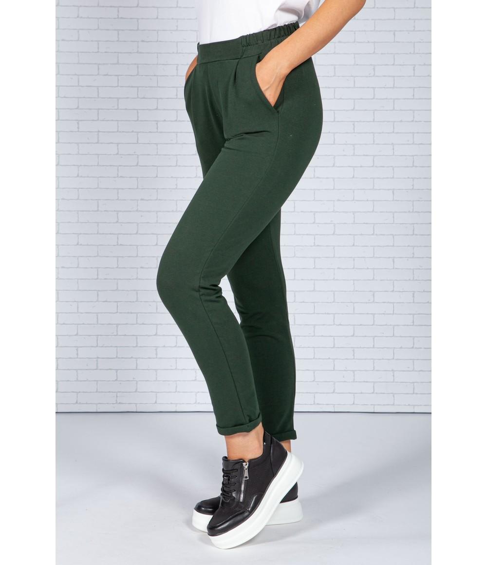 Sophie B Green Jog Pants