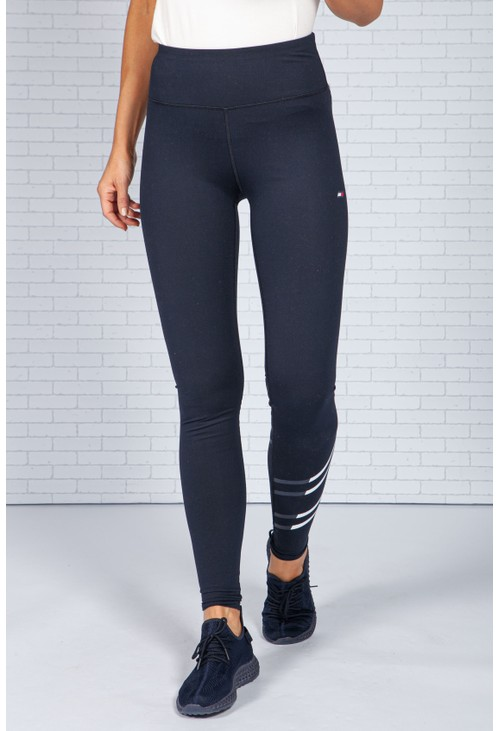 Tommy Hilfiger SPORT TH COOL GRAPHIC LEGGINGS