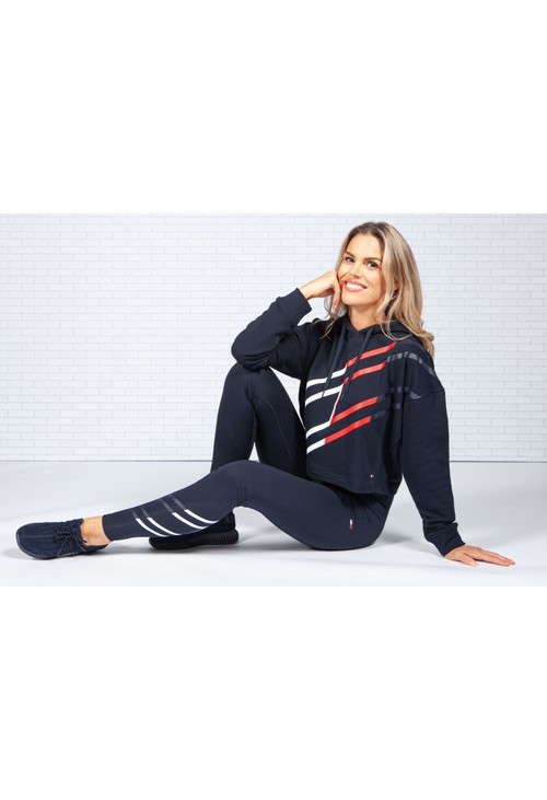 Tommy Hilfiger SPORT TH COOL RELAXED FIT HOODY