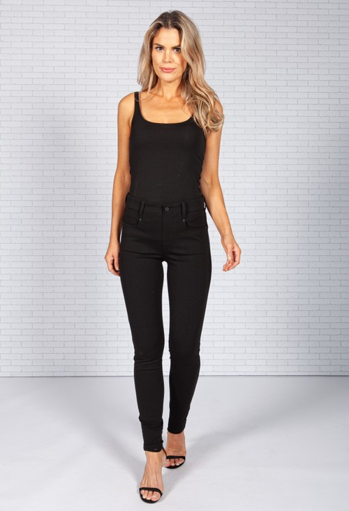 Liverpool Black Pull on Gia Glider *Recommend 1 Size Down*