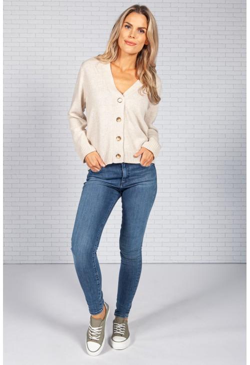 Bicalla Sand Knit Cardigan