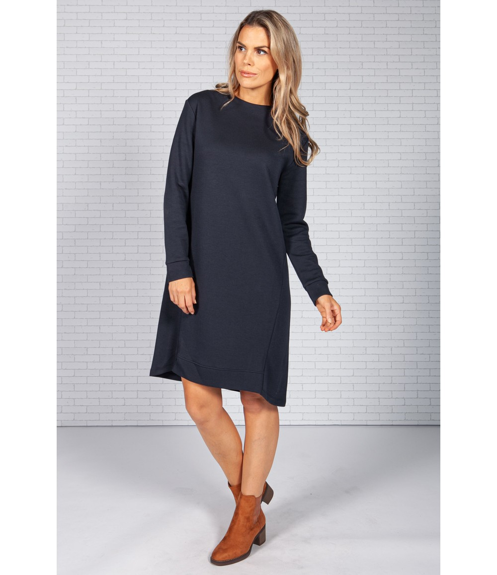 ERFO Navy Jumper Style Dress