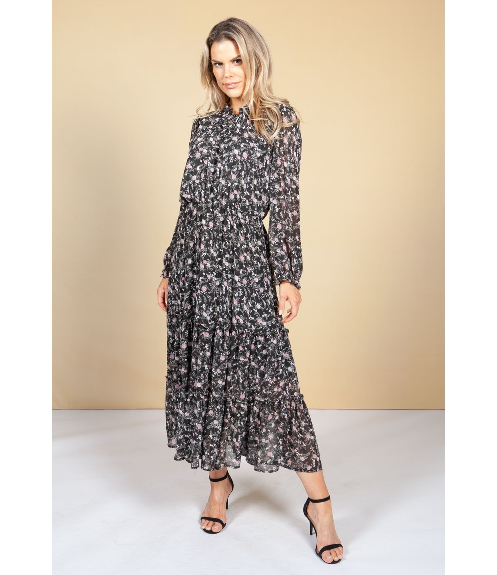 Pamela Scott Rose Blossom Dress