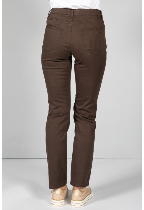 Brax Brown Mary Short Fit