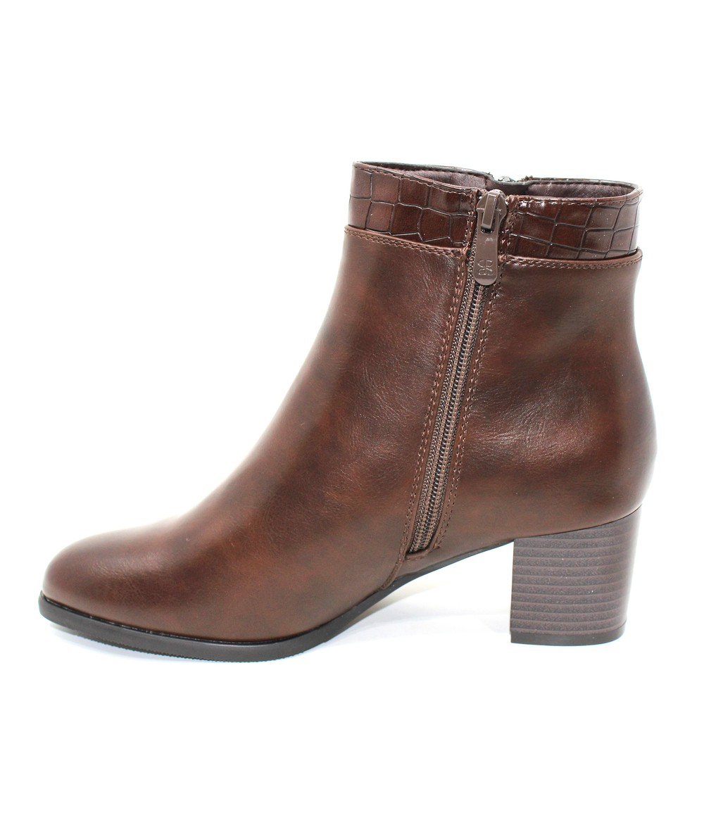Classic look Brown Ankle Boot