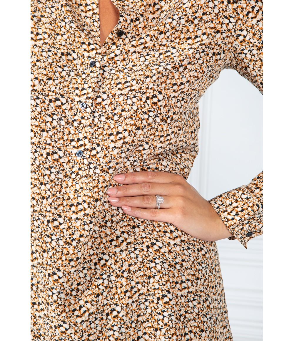 Opus Wucki Joy Print Dress