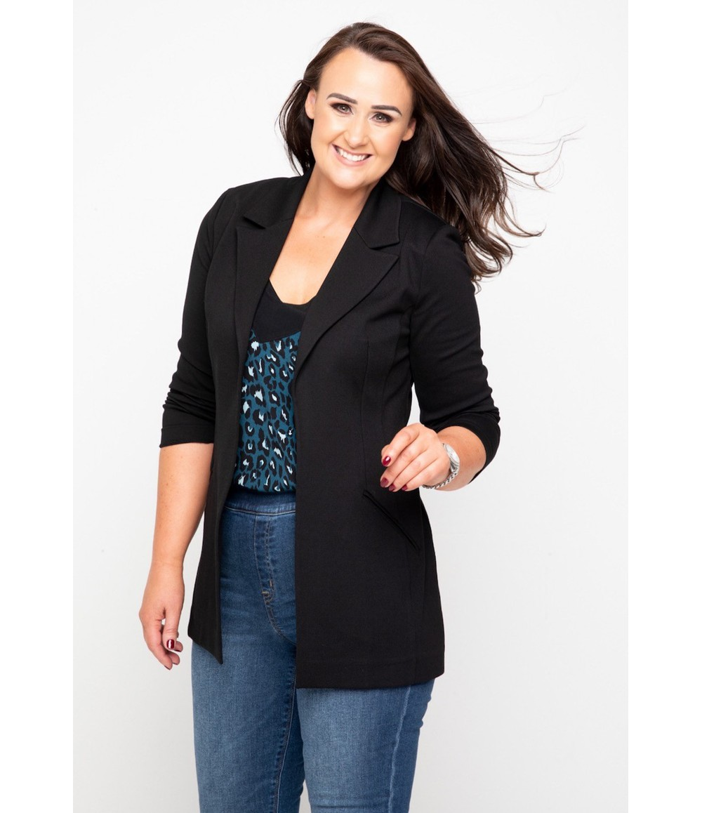 The Gail Collection BLAZER in Black