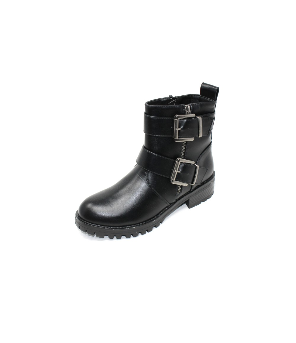 Shoe Lounge Double Strap Boot