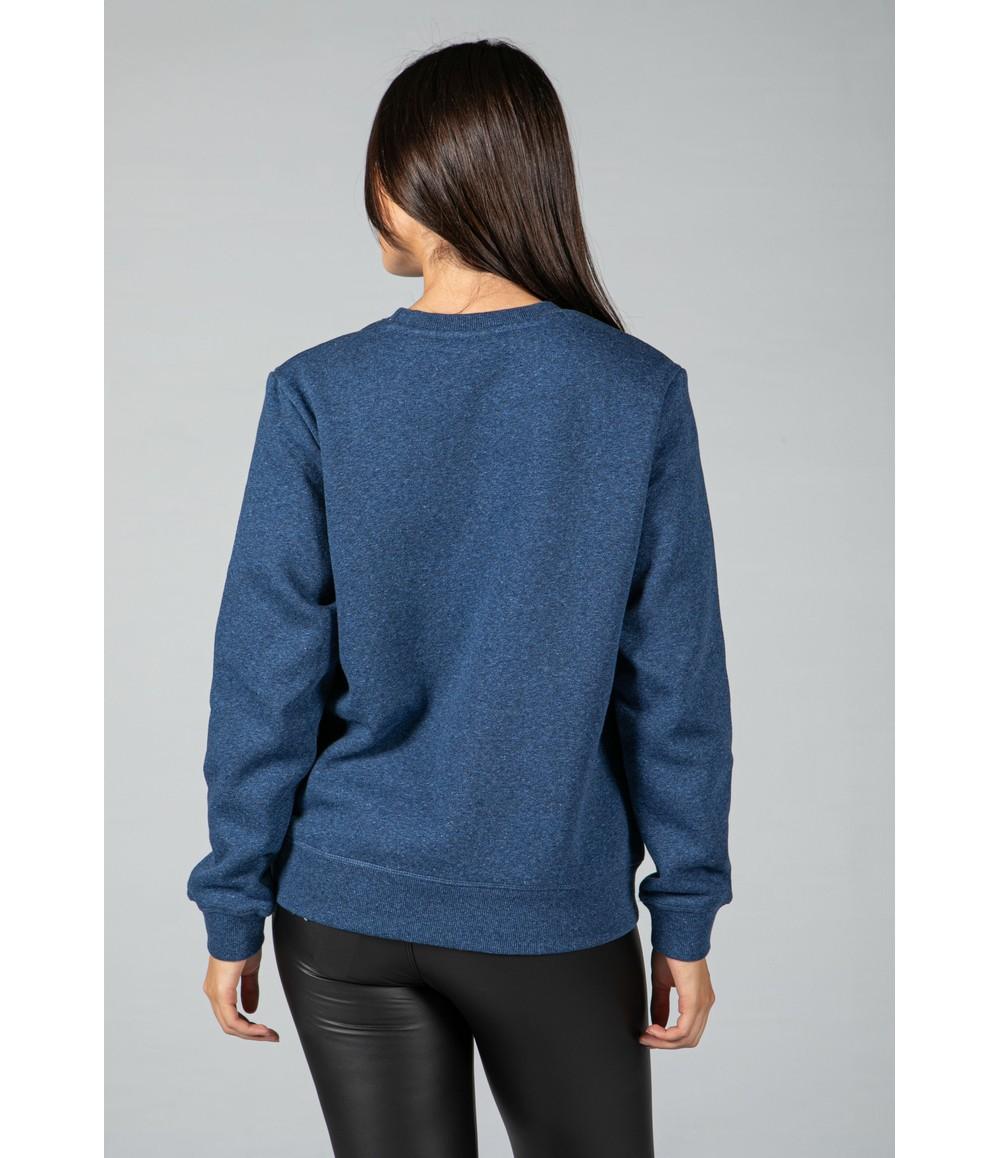 Superdry Navy Sweatshirt