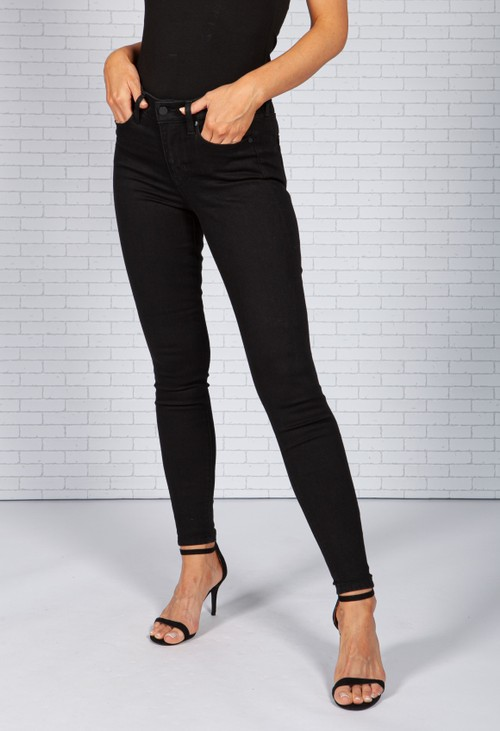 Liverpool Black Skinny Leg Jeans *Recommend 1 Size Down*