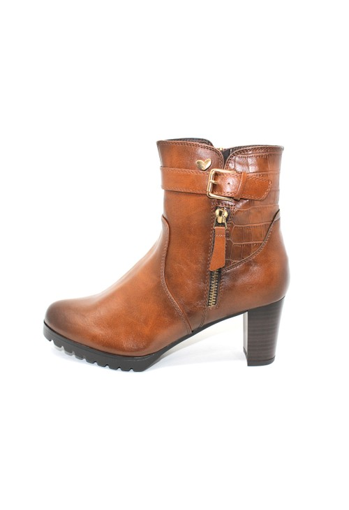 Susst High Heel Ankle Boot