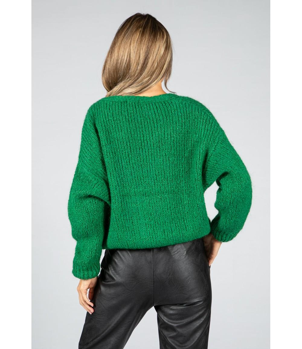 Emporium Emerald Relaxed Fit Cardi