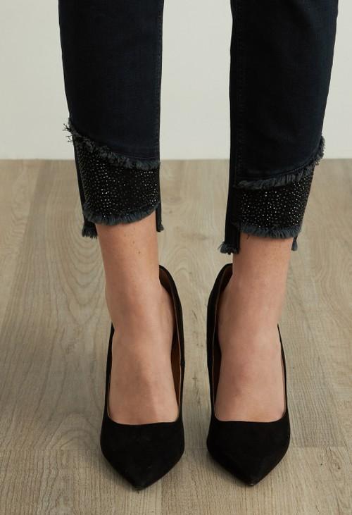 Joseph Ribkoff Slim Leg Jeans Style