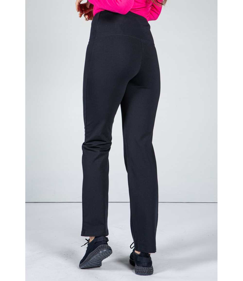 Pamela Femme Navy Magic Trousers