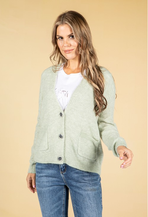 Opus Domani soft Knitted cardigan