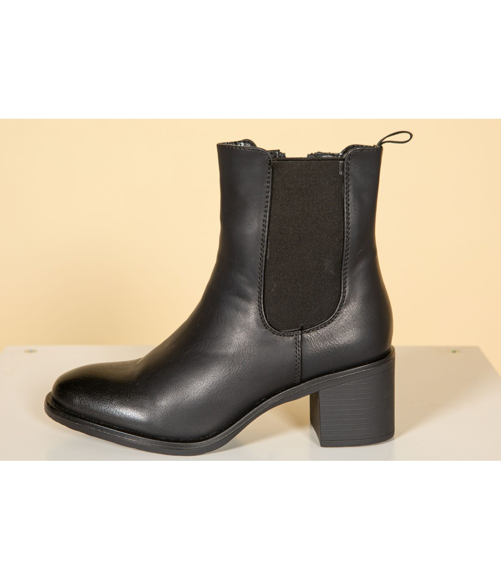 Shoe Lounge Chelsea Boot With Block Heel