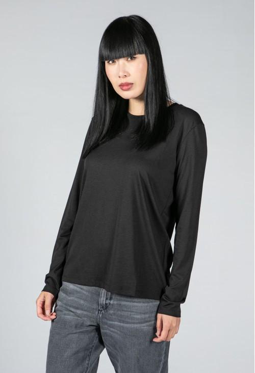 Armedangels Long Sleeve Basic T-Shirt Made of Organic Cotton