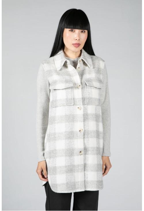 Opus Wipi Long waistcoat