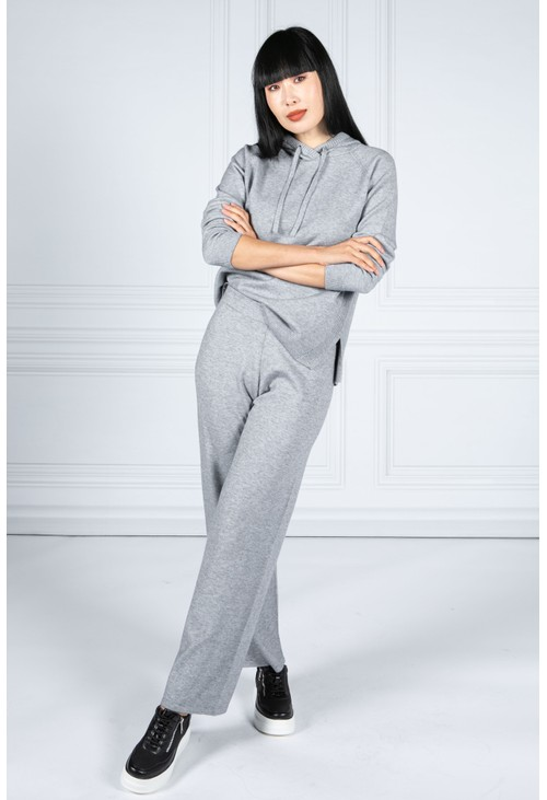 Betty Barclay Relaxed Trousers in Soft Grey