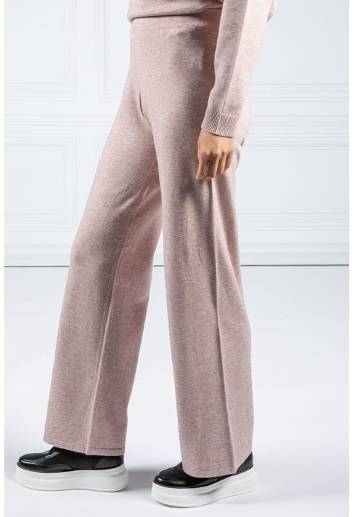 Betty Barclay Relaxed Trousers in Soft Rose
