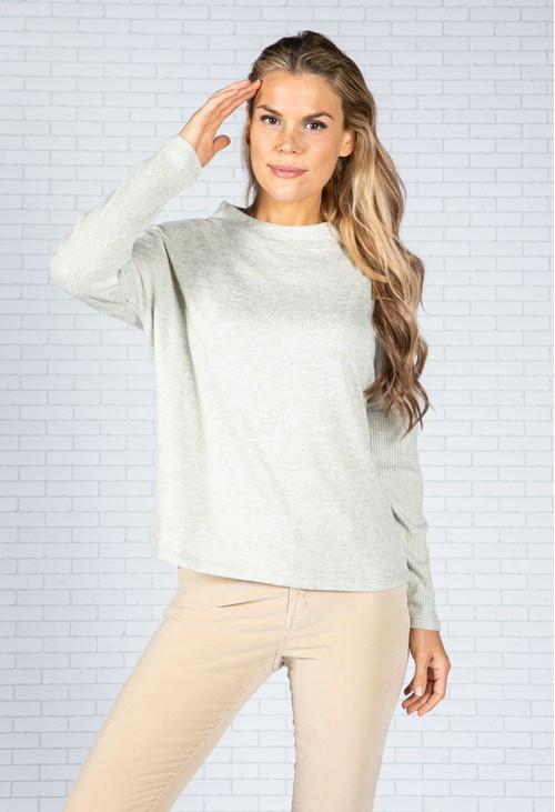 Opus Shamina soft Oversized shirt