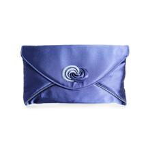 Lunar Blue Envelope Bag