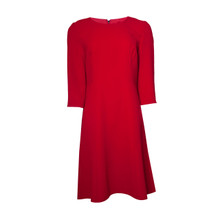 Gerry Weber  Red Round Neck Dress