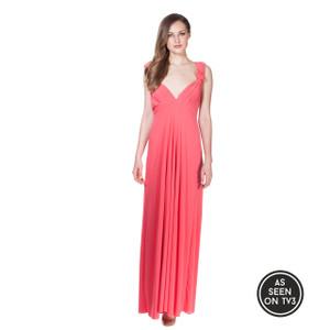 Ravon Coral Transformer Dress