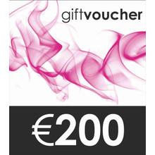 Pamela Scott 200 Euro Gift Voucher