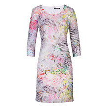 Betty Barclay Multi Print Pattern Dress