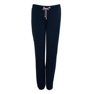 Pamela B Navy Leisure Trousers