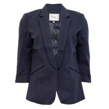 Independent C Navy Blazer Jacket