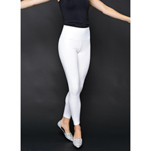 Lysse Leggings White Ankle Leggings