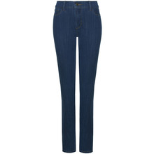 NYDJ Slim straight in medium blue premium denim