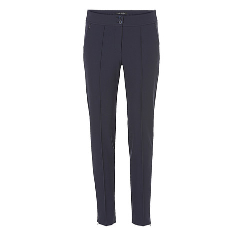 Betty Barclay Navy Pleat Trousers