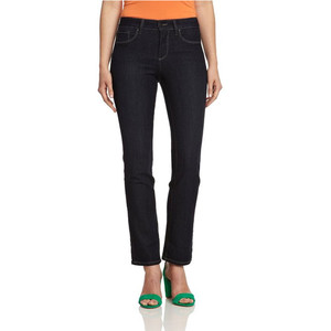 NYDJ Straight Denim Jeans