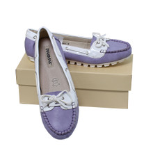 Raxmax Purple Moccasin