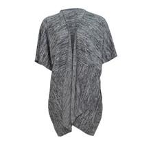Twist Grey Shrug Knit