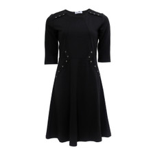 Zapara Black Wing Dress