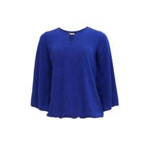 SophieB Blue Sparkle Top