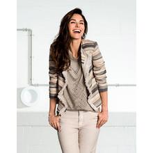 Bianca Multi-Colour Knit Jacket