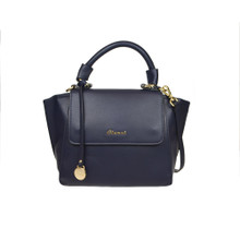 Gionni Navy Winged Accessory Bag