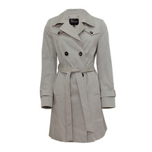 Twist Stone Suredelle Mac Trench Coat