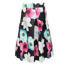 Zapara Pink Floral Skirt
