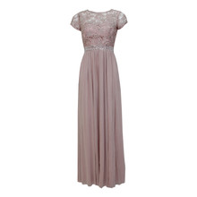 Max And Lola Pale Pink Long Dress