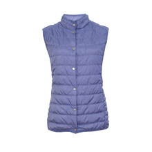 Concept K Blue sleeveless durable sports jacket